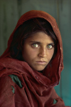 Photographer: Steve McCurry Source: nationalgeographic.com